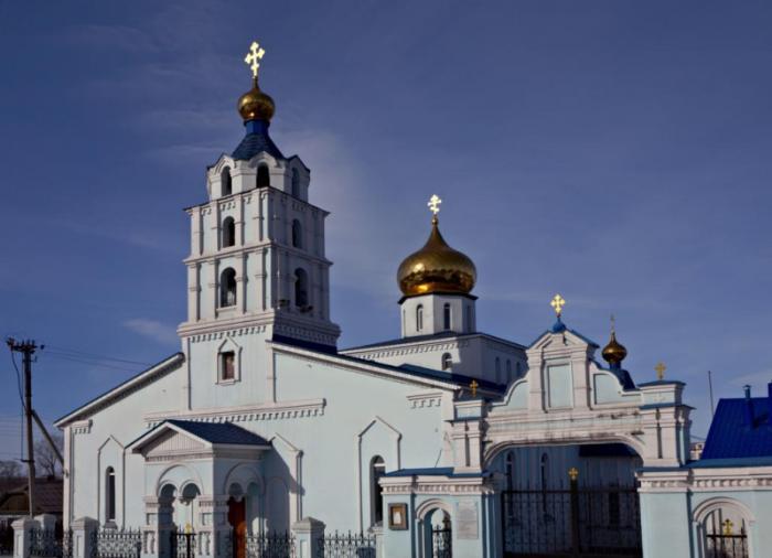 Храм Архангела Михаила, Магнитогорск