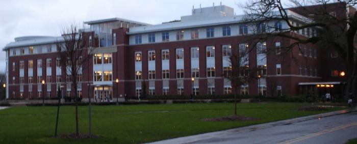 Университета штата Орегон