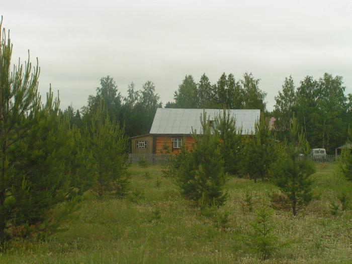 База отдыха Северный Урал