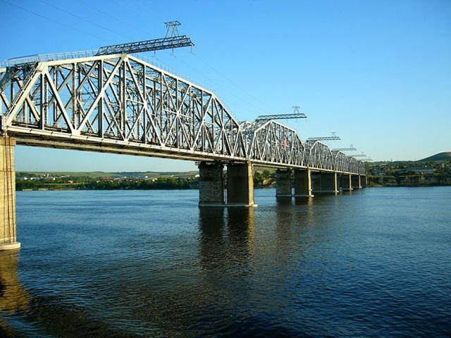 Александровский мост, Сызрань