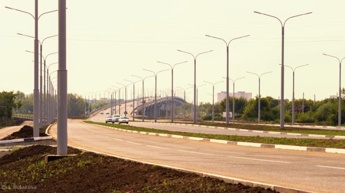 Город Балаково