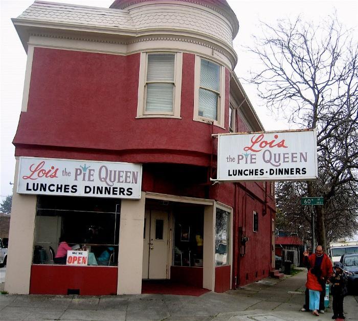 Lois the Pie Queen Oklend Kalifornija