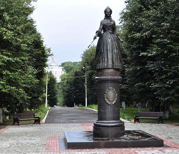 Памятник Екатерине II