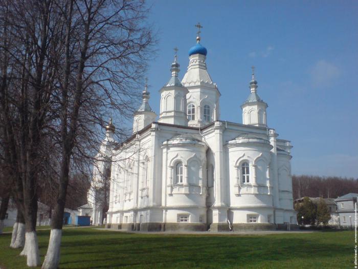 Богородичный Щегловский мужской монастырь