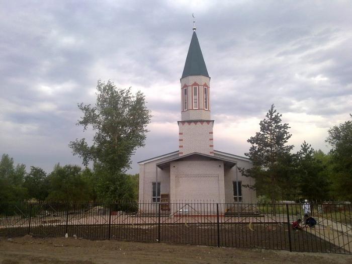 Соборная мечеть, Балаково