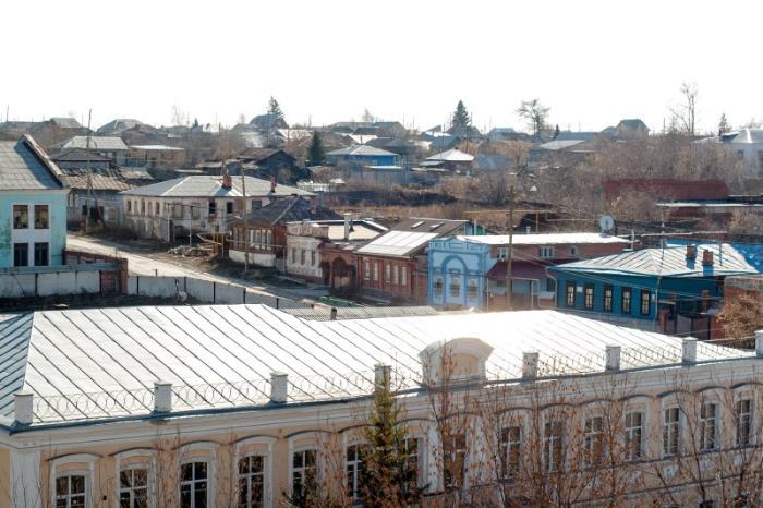 Купеческие усадьбы, Каменск-Уральский