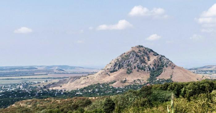 Гора Шелудивая