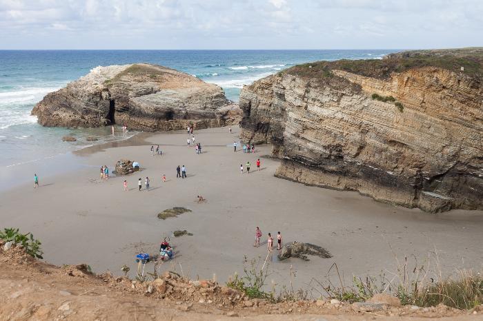 пляж Агуас-Сантас