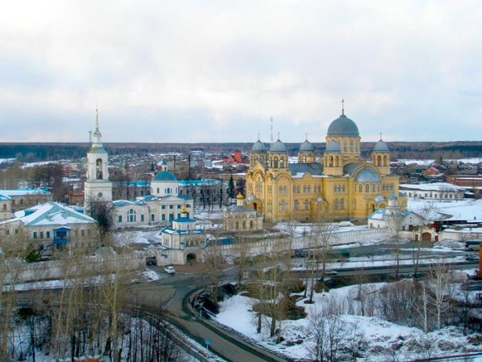 Троицкий собор, Верхотурье