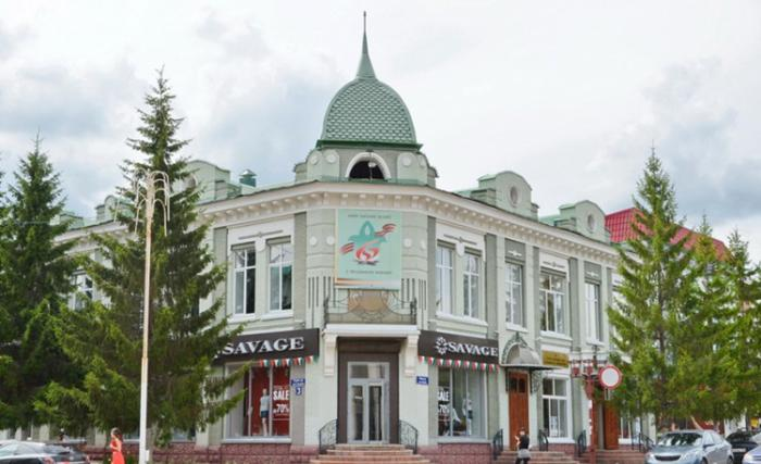 Доходный дом купца Ш. Л. Хакимова