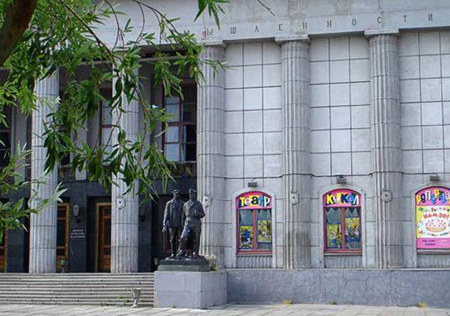 Государственный кукольный театр Республики Коми