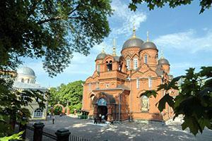 Успенский кафедральный собор, г.Пермь