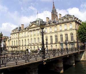Дворец Рогана в Страсбурге