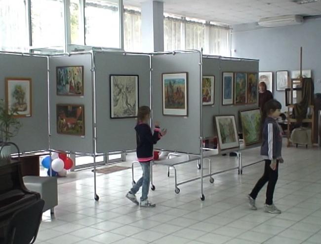 Музейно-выставочный центр «Вернисаж»