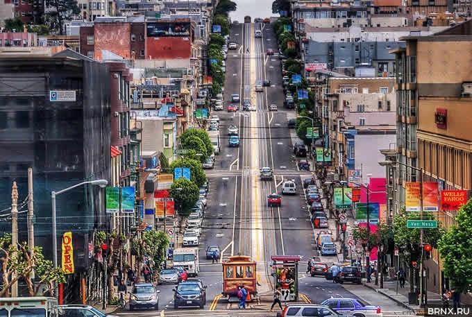San Francisco SF USA