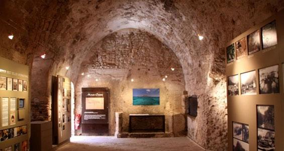 Замок Иф изнутри