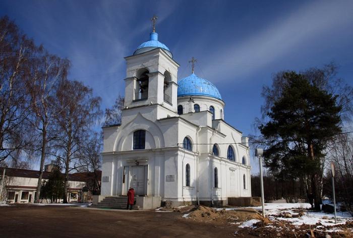 Коневский Рождество-Богородичный монастырь собор