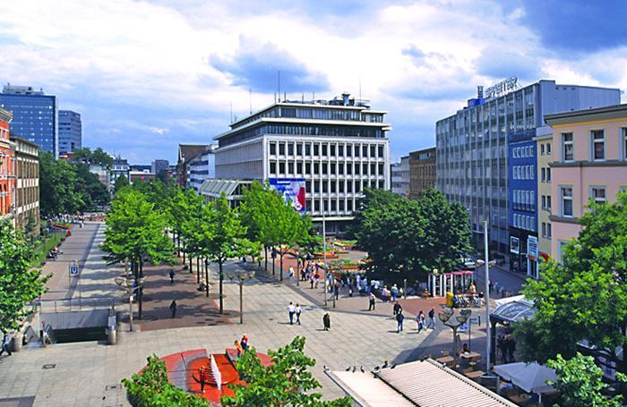 Улица Кенигштрассе