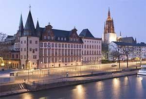 Исторический музей также является известной достопримечательностью Франкфурта-на-Майне