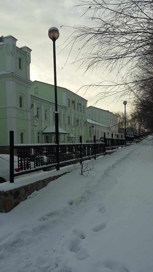 Карабашмедь-административное здание