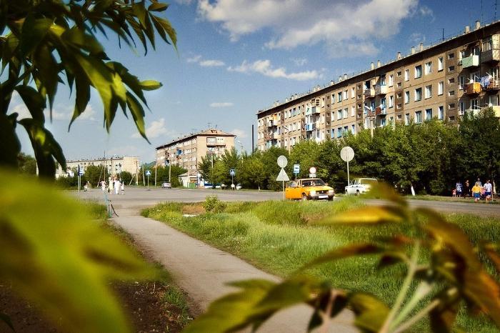 Город Татарск