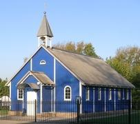 Каинск (Куйбышев): костел апостолов Петра и Павла
