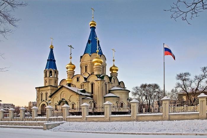 Кафедральный собор, Благовещенск