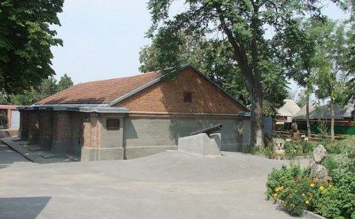 фото порохового погреба в Ростовской области