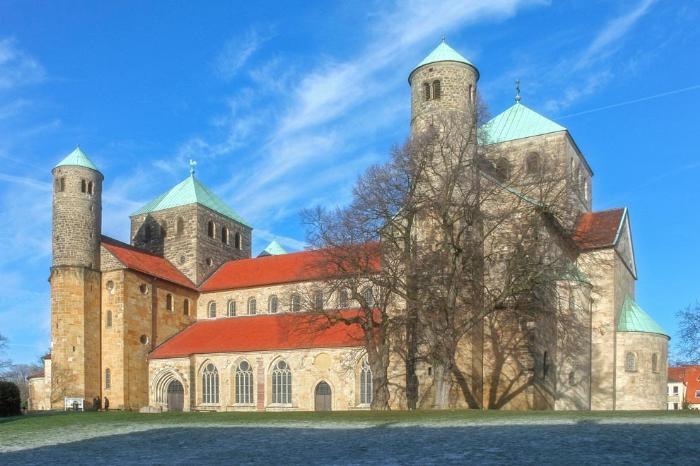 Церковь Святого Михаила в Хильдесхайме