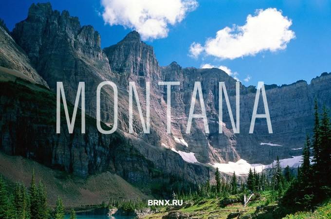 Штат Монтана США