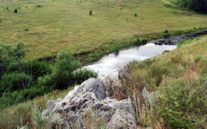 Река Паника и Дурные камни