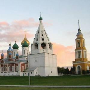 Монастыри и храмы Коломны