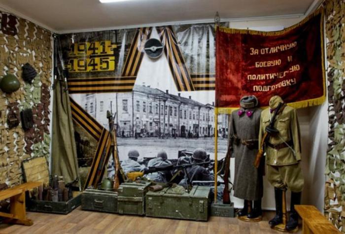 Музей военной истории Тульского края