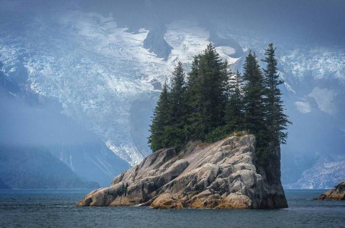 Национальный парк Кенай-Фьордс Аляска фото
