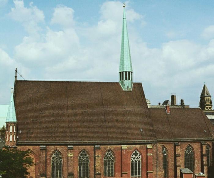 Церковь св. Йохана