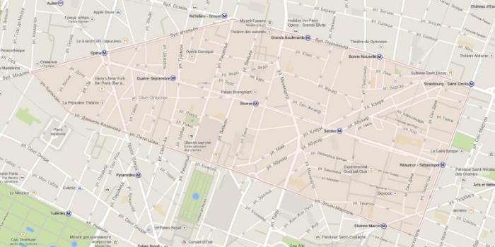2 округ Парижа– Биржа