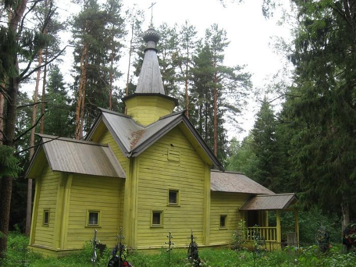 Церковь Фрола и Лавра