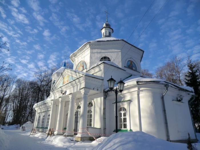 Казанская церковь, Великие Луки
