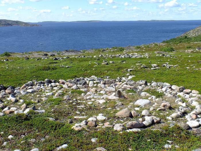 Острова Кузовского архипелага вид