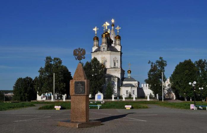 Памятник царю Федору Иоанновичу