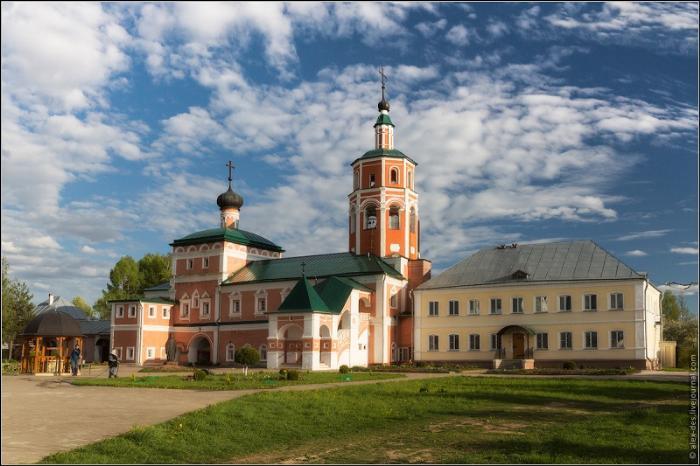 Иоанно-Предтеченский монастырь вид