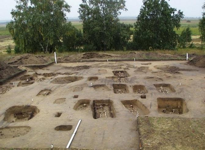 Археологический парк «Батаково»