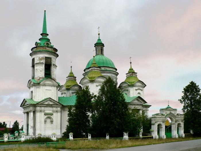 Храм Николая Чудотворца, Невьянск