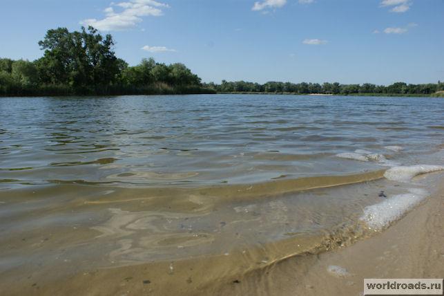 Озеро Старый Дон
