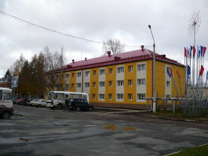 город мирный архангельская область гостиницы