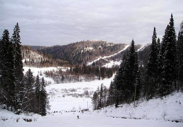 Миньяр горнолыжный центр