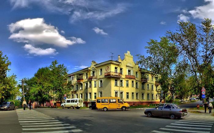 Сатка - город в Челябинской области дороги