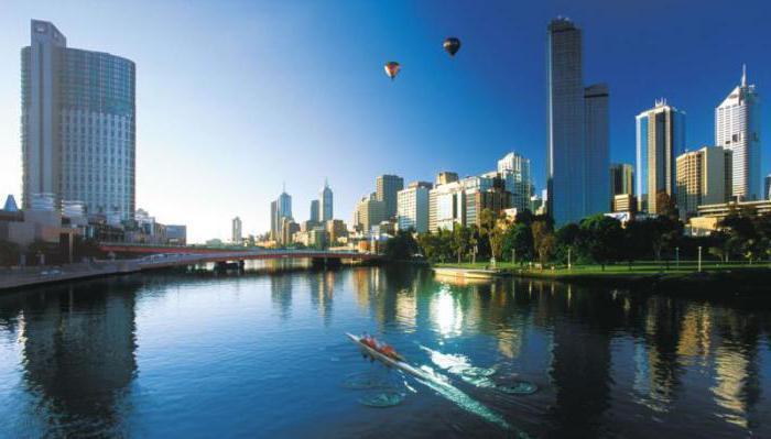 время в мельбурне австралия