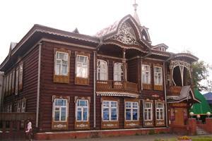 Купеческий дом Шадриных