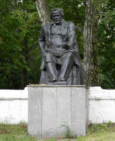 Скульптура Михаила Ивановича Глинки